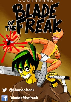 Blade of the Freak : manga cover