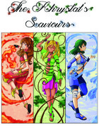 The Khrystal's Saviours: cover