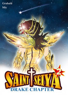 Saint Seiya : Drake Chapter: cover
