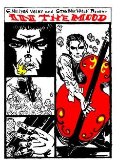 In The Mood : comic portada