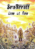SunBurn!! Line of Fire: cover