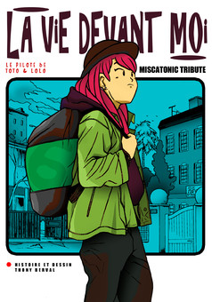 La Vie Devant Moi : manga couverture