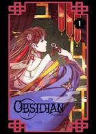 Obsidian: portada