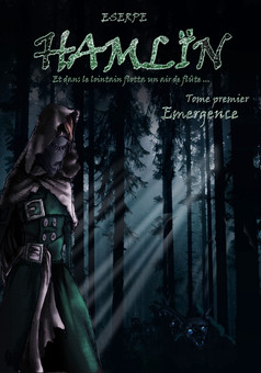 HAMLÏN : comic cover