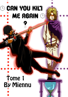 Can You Kill Me Again? : manga couverture