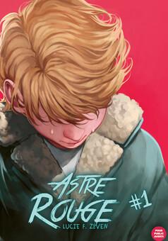 Astre Rouge/Elliot symphony : comic couverture