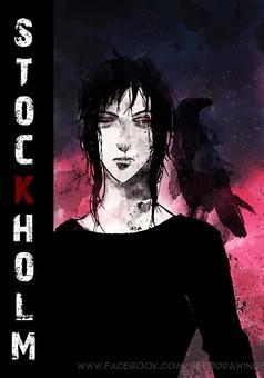 Stockholm : manga couverture