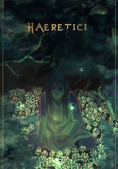 Haeretici : comic couverture