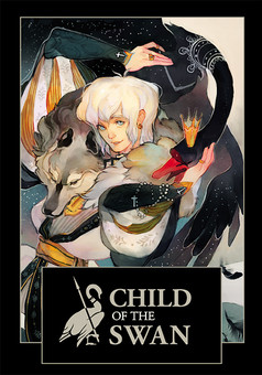 Child of the Swan : comic cover