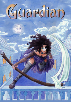 Guardian : manga couverture