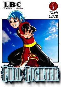 FULL FIGHTER : manga cover
