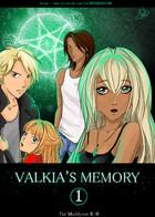Valkia's Memory: portada