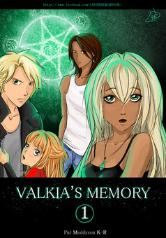 Valkia's Memory : manga cover