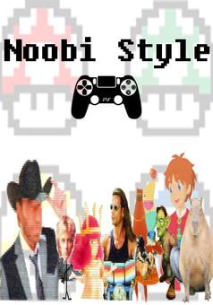 Noobi Style : manga couverture