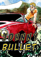 Johnny Bullet: couverture