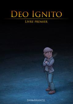 Deo Ignito : manga couverture