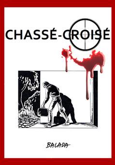 Chassé-Croisé : manga couverture