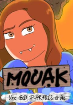 Mouak ! (Ou un truc comme ça) : manga couverture