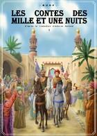 Les contes des 1001 nuits: couverture