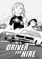 Driver for hire: cover
