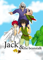 Jack & The Beanstalk: cover