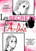 Les Secrets de l'Au-Delà: couverture