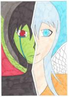L'ange et le démon: couverture