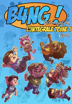 B4NG! : comic couverture