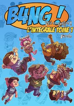 B4NG! : comic cover