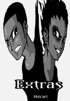 Extras : manga couverture