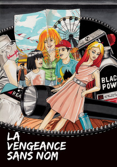 La vengeance sans nom : manga cover