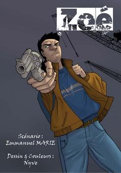 Zoé : comic cover