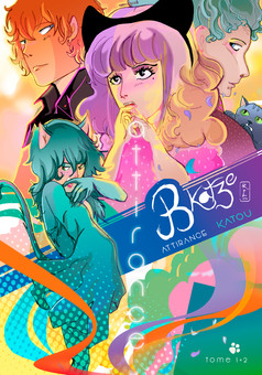 BKatze : comic cover