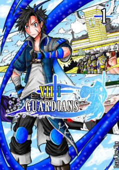 VII+I Guardians : manga couverture