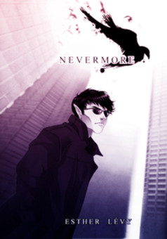 Nevermore : manga couverture