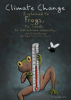 Climate Change Explaind to Frogs: cover