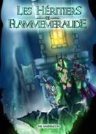 Les Heritiers de Flammemeraude: couverture