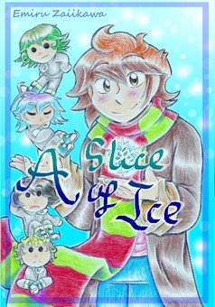 A Slice Of Ice : manga cover