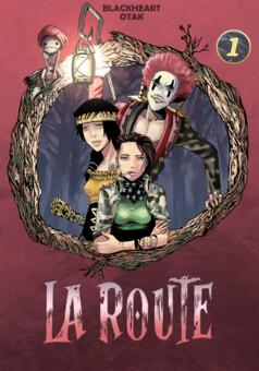 La Route : manga couverture