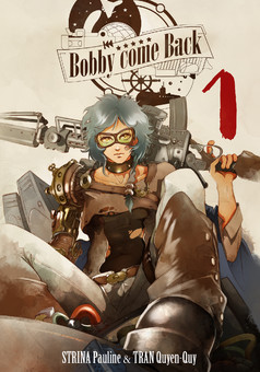 Bobby come Back : manga couverture