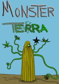 Monster Terra : manga portada