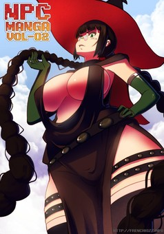 NPC : manga cover