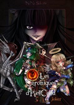 Les chroniques d'HellChild_Joker : manga couverture