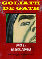 Goliath de Gath: couverture