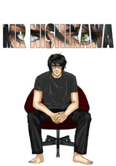 MR NISHIKAWA : manga portada
