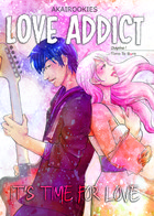 Love Addict: cover