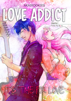 Love Addict : manga couverture