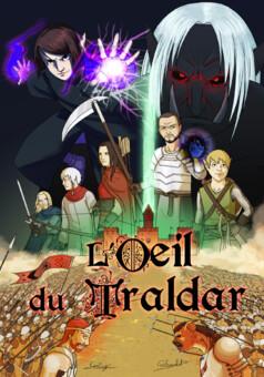 L'Oeil du Traldar : manga cover