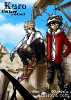 Kuro ~ The last Rebel: cover