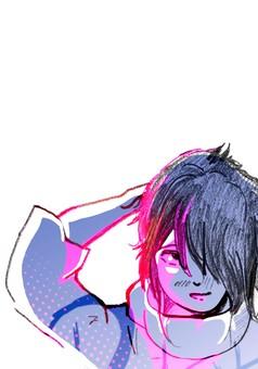 Artbook Bkatze : comic couverture